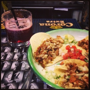 Tacos and margs!