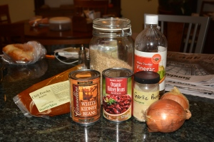 The easiest chili ingredients!