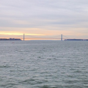 Staten Island Ferry views