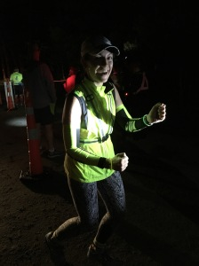Night runs. Safety first!